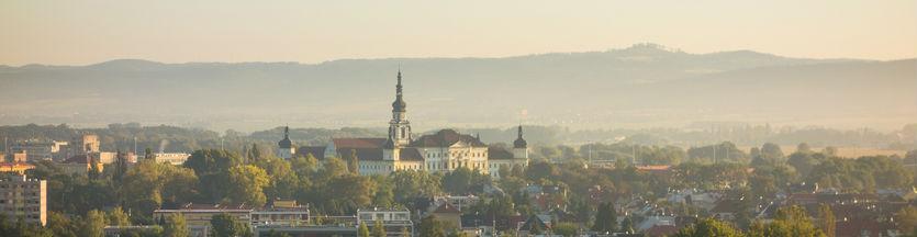 Czech Republic skyline