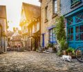 Village in Normandy