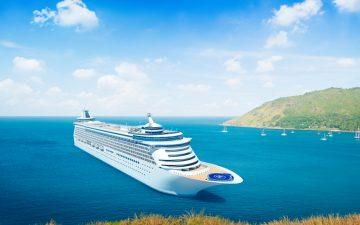 Cruise Ship Outdoors