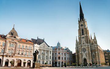 Novi Sad, Vojvodina, Serbia