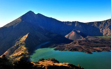 Mount Rinjani Lombok Indonesia