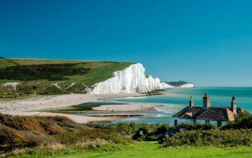 Seven Sisters - best walks in Britain