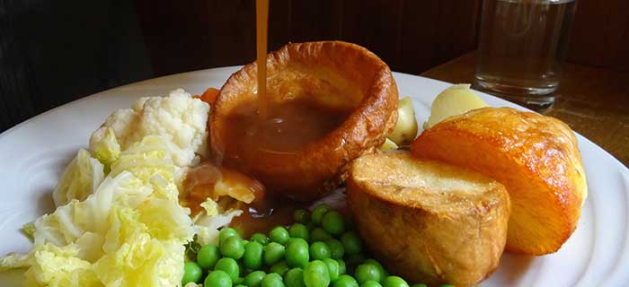 Britain's regionally named dishes