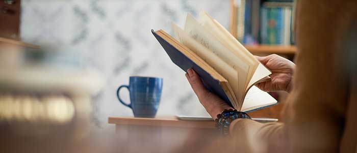 Reading a Book is Good for Your Health