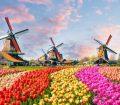 dutch windmills zaanstad village
