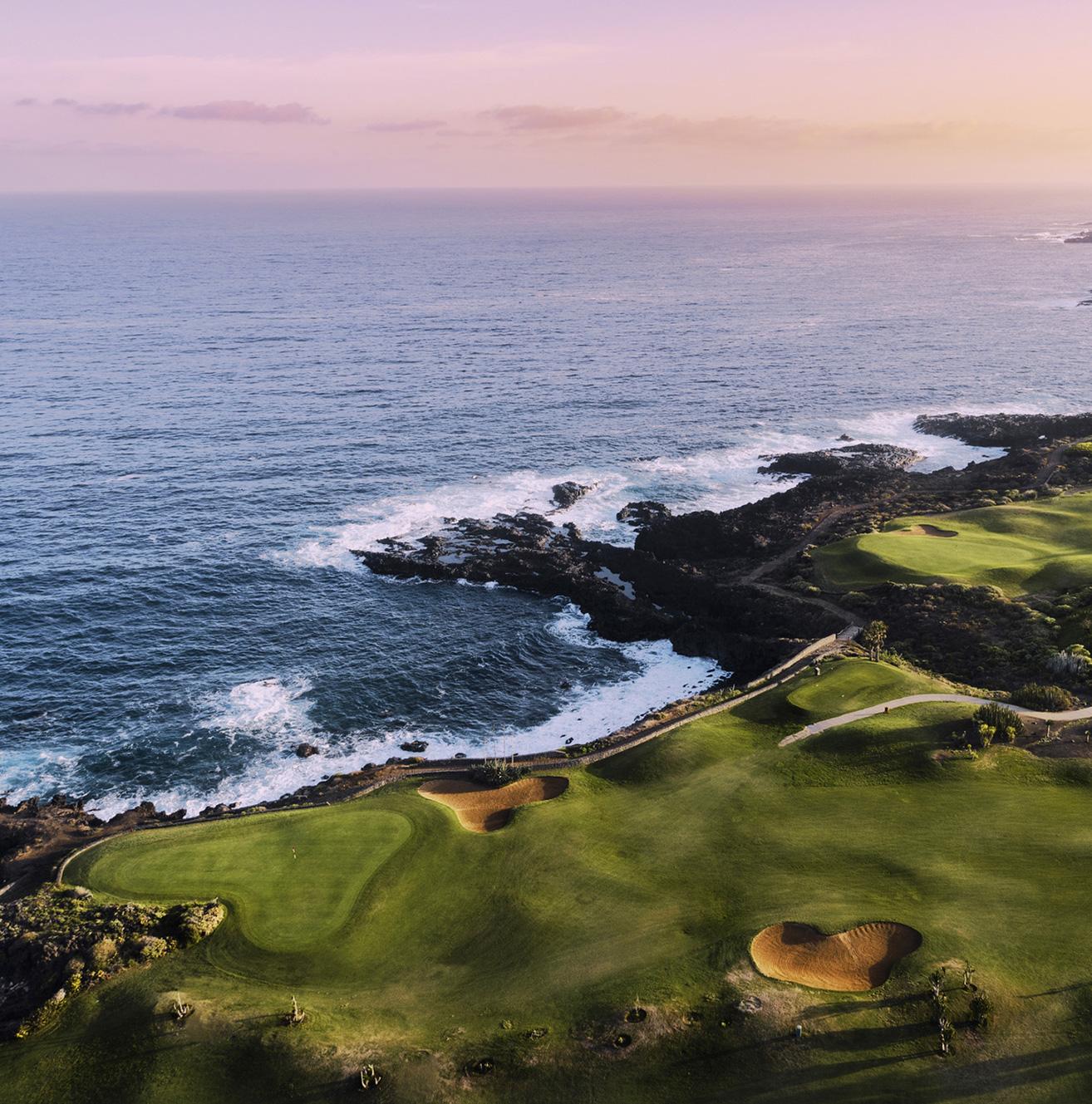 Golf Breaks Image